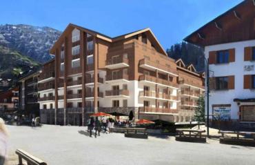 CONSTRUCTION D'UN HOTEL et RESICENCE DE TOURISME 4 * – VALLOIRE – LVH VACANCES