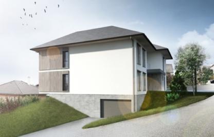 CONSTRUCTION DE 4 LOGEMENTS SOCIAUX – ALBENS ENTRE DEUX LACS – SAVOISIENNE HABITAT